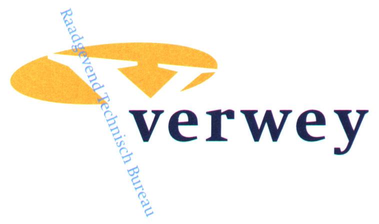Logo Verwey kleur