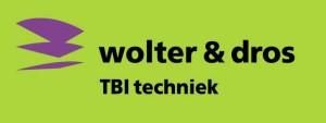 W&D Wolter & Dros TBI groen